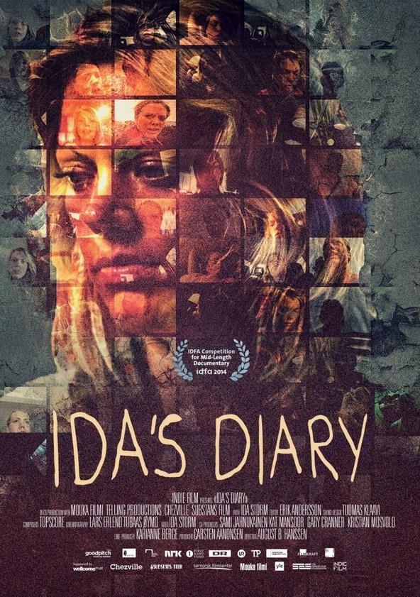 Idas Dagbok poster
