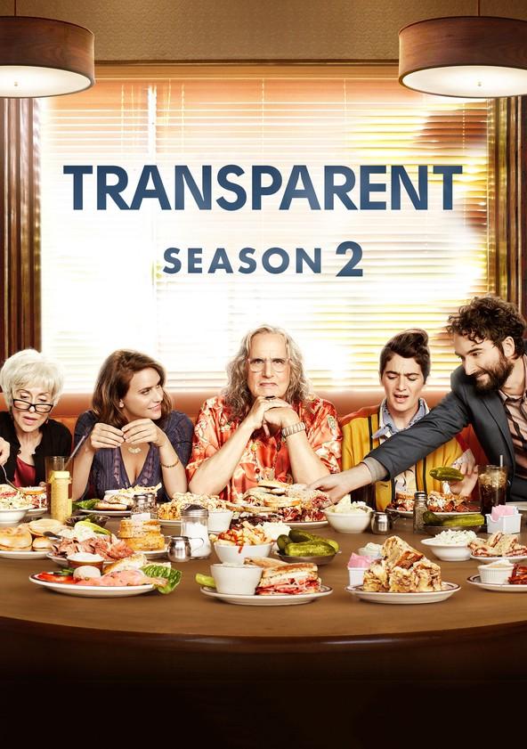 Transparent Season 2 poster