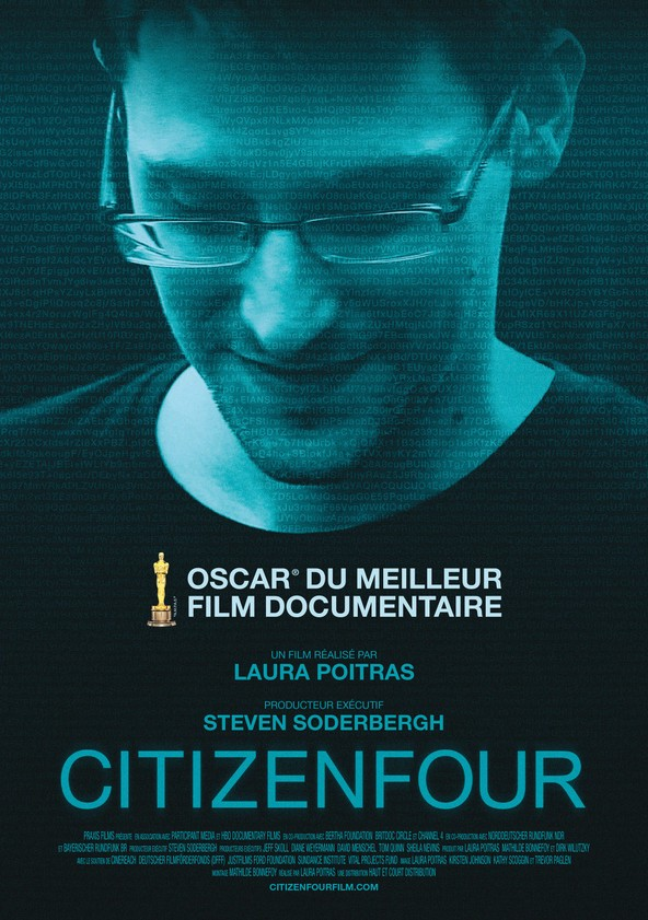 Citizenfour poster