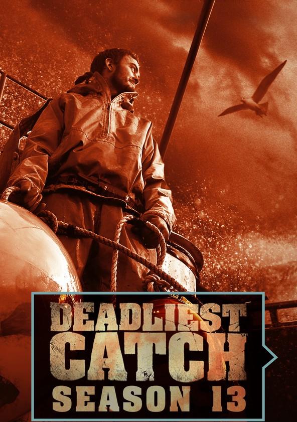 Deadliest Catch Season 13 poster
