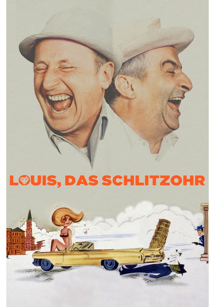 Louis, das Schlitzohr