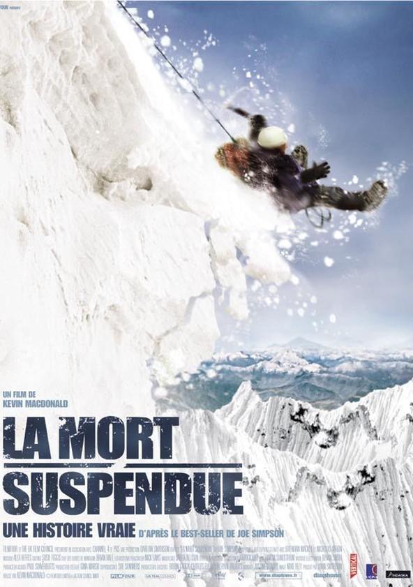 La mort suspendue poster