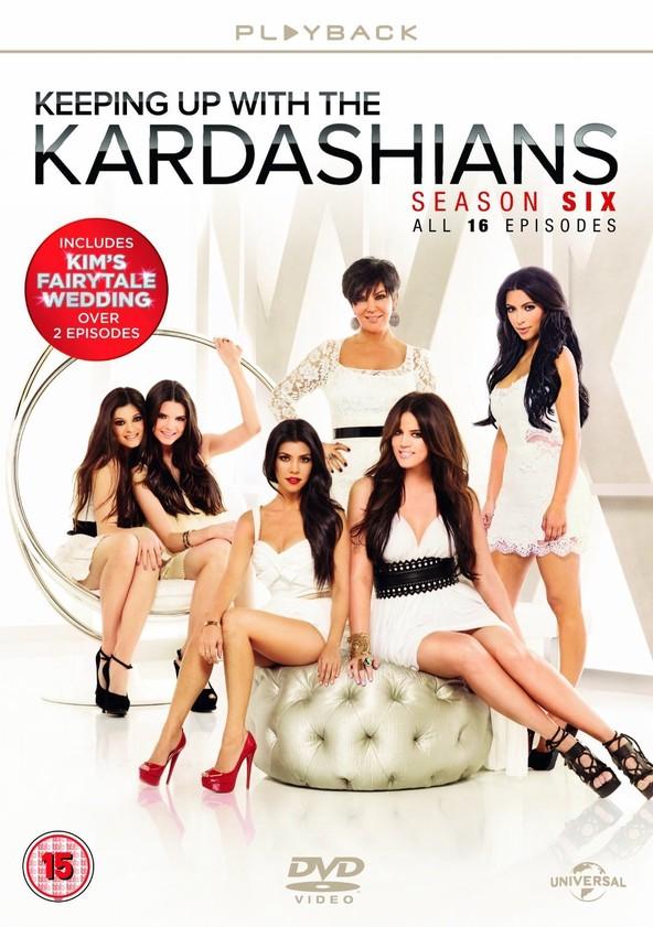 Keeping Up with the Kardashians Season 6 poster