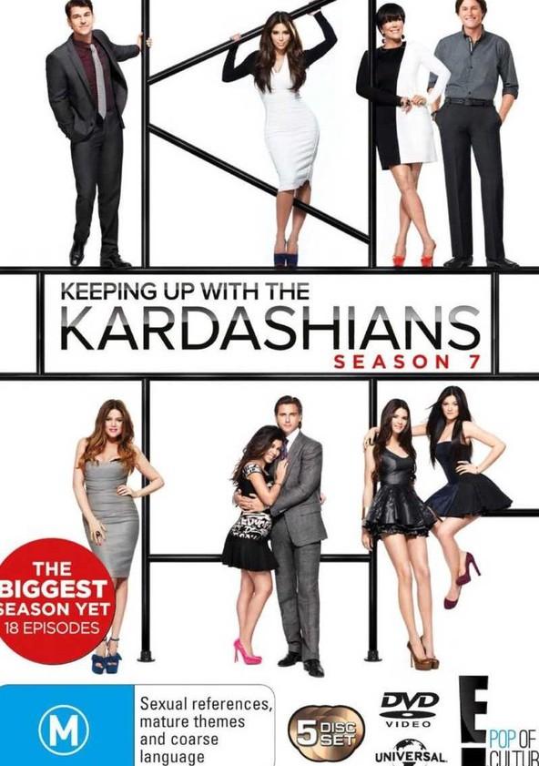 Keeping Up with the Kardashians Season 7 poster
