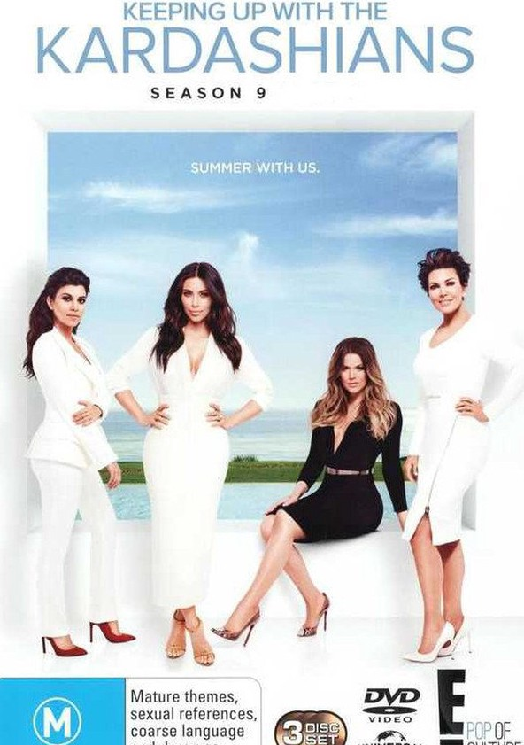 Keeping Up with the Kardashians Season 9 poster