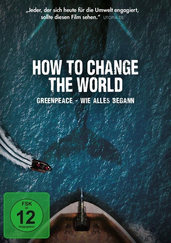 Greenpeace, wie alles begann poster