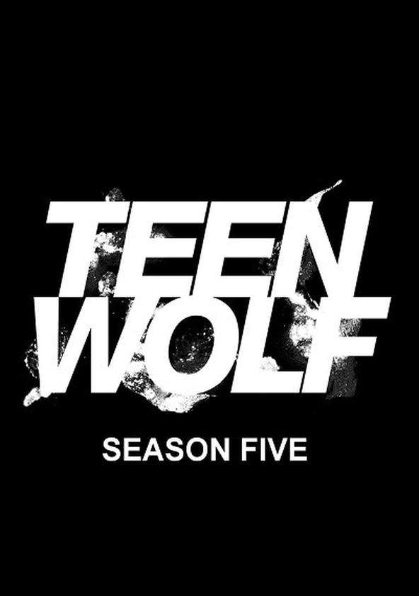 Teen Wolf Season 5 poster
