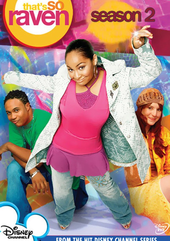 That's So Raven Temporada 2 Latino