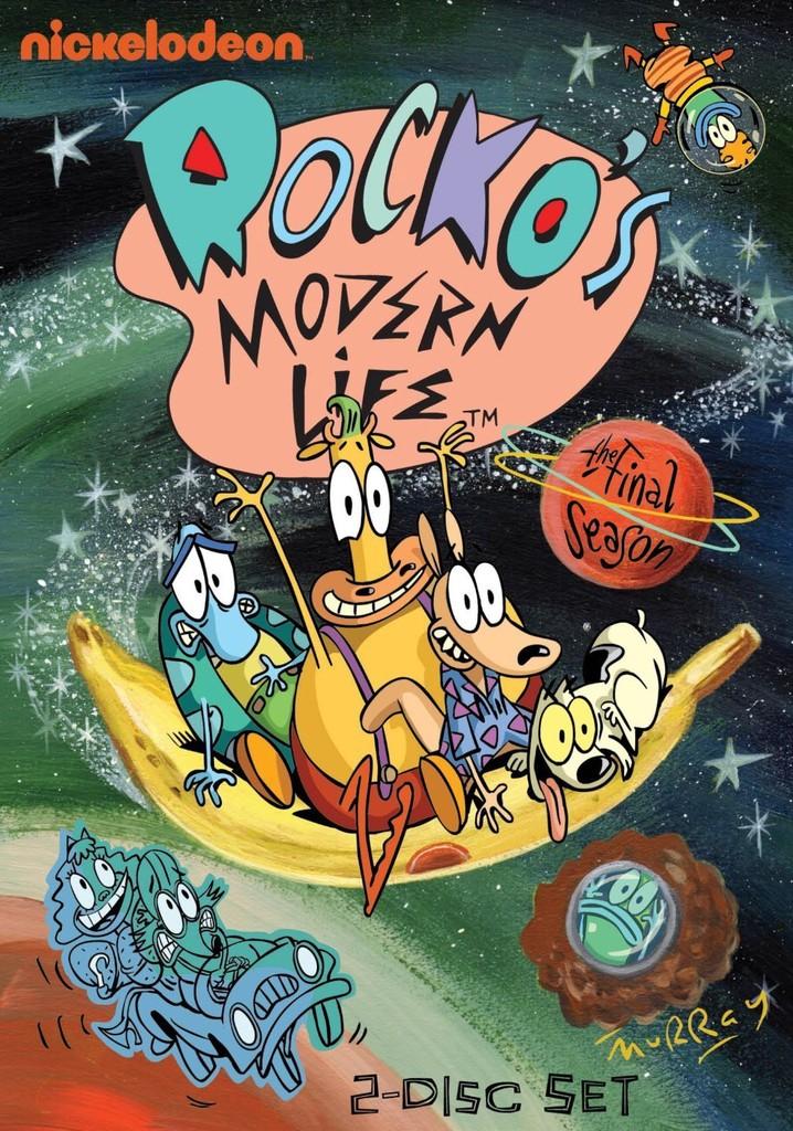 Rocko's Modern Life