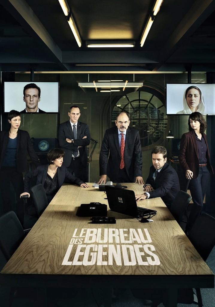 Le Bureau des légendes