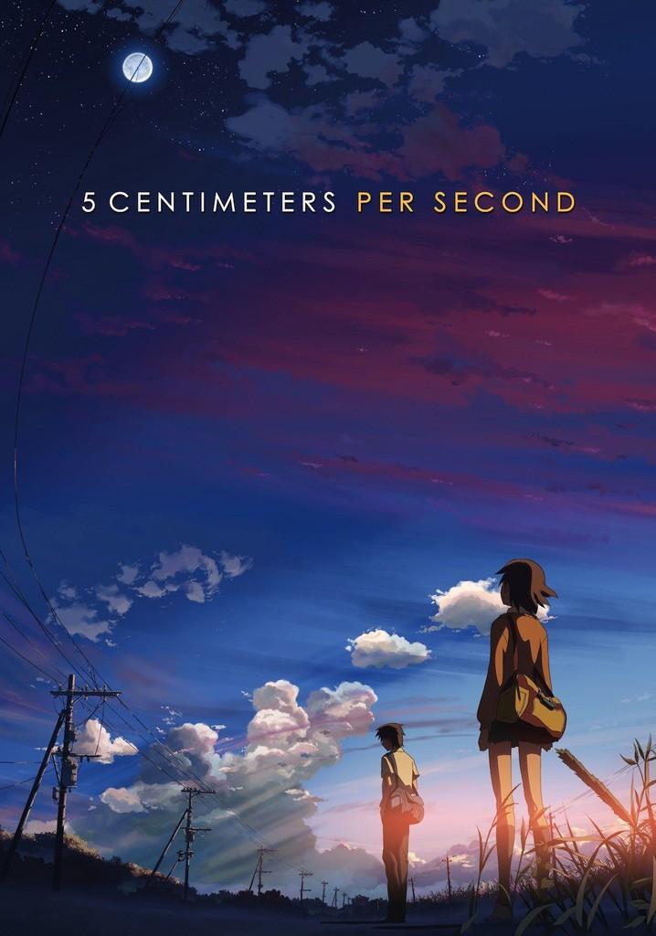 Cinco Centímetros por Segundo
