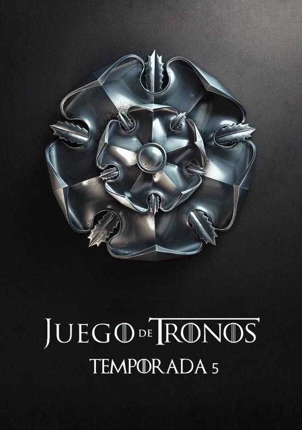 Juego De Tronos Temporada 5