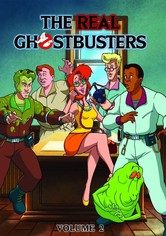 The Real Ghostbusters Season 2