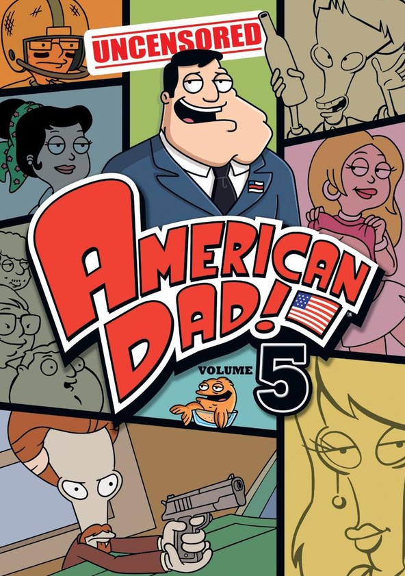 American Dad Temporada 5 Latino