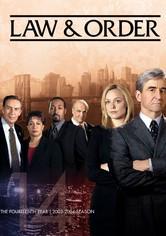 Law & Order Season 14
