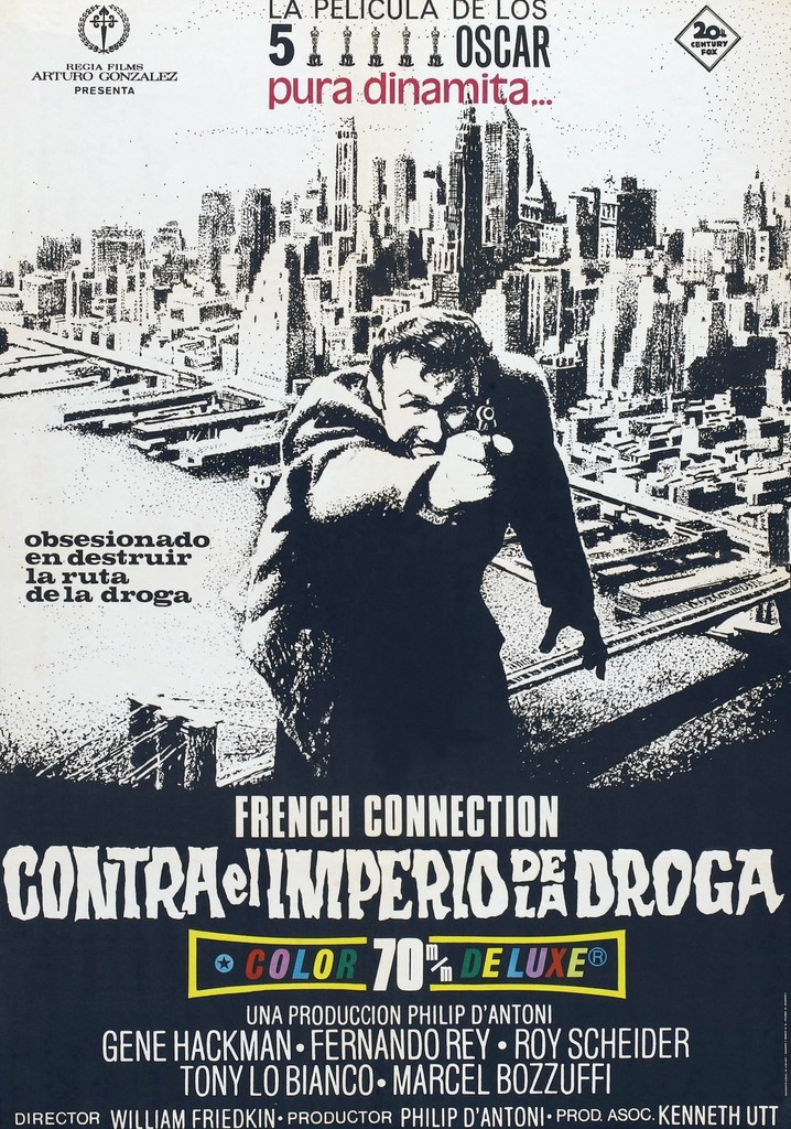The French Connection, contra el imperio de la droga