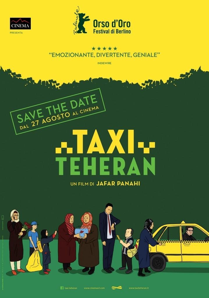 Taxi Teheran