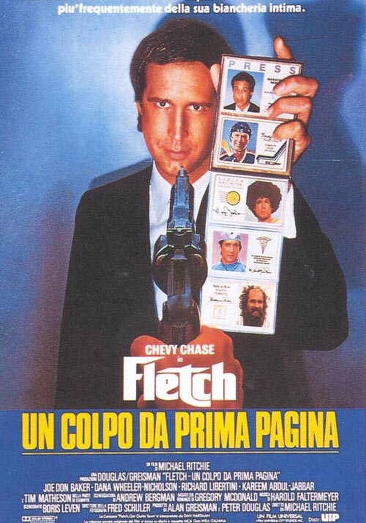 Fletch - Un colpo da prima pagina