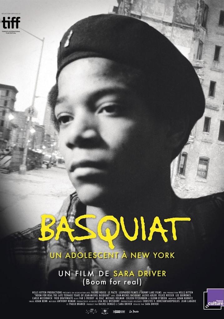 Basquiat, un adolescent à New York