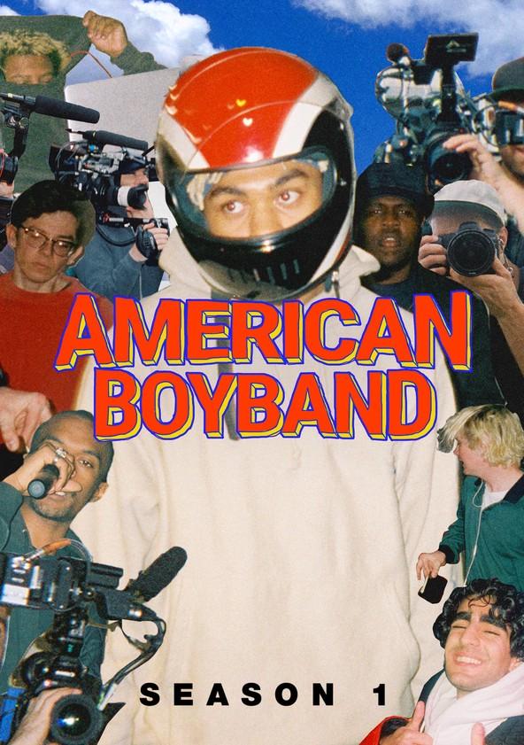 American Boyband Season 1 poster