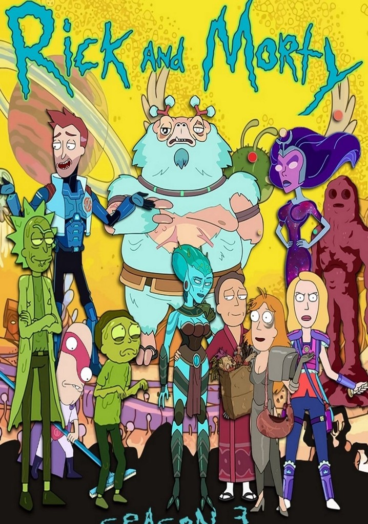 Rick ve Morty