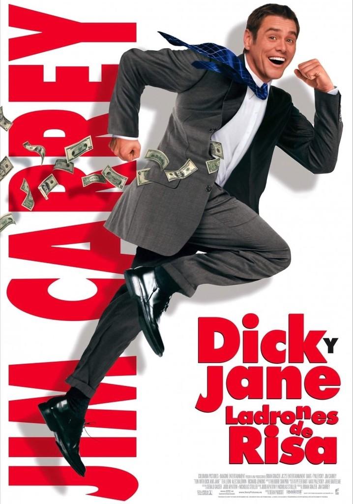 Dick y Jane, ladrones de risa