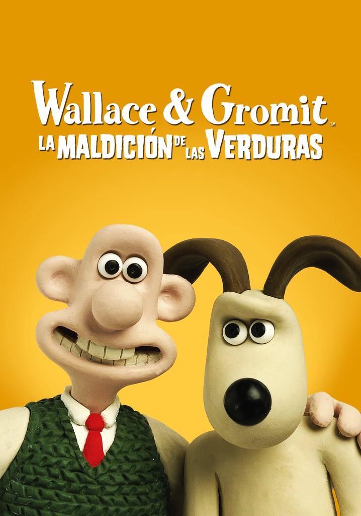 Wallace y Gromit: La maldición de las verduras