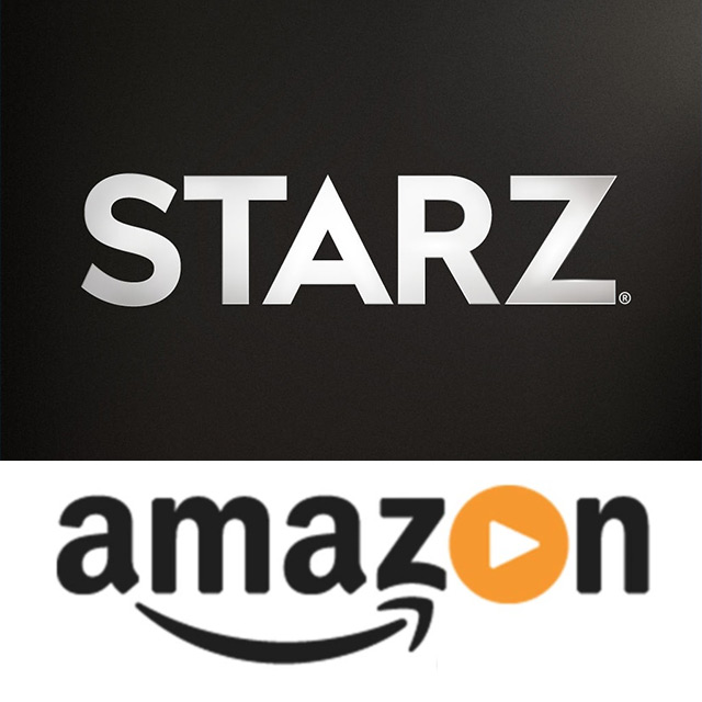 Starz Amazon Channel